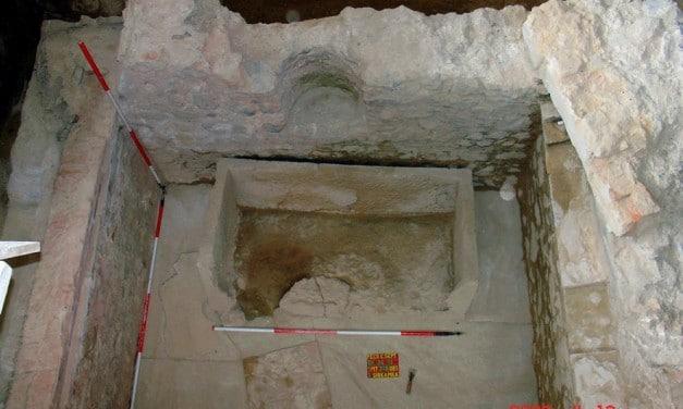 A III. és IV. számú sírkamrák