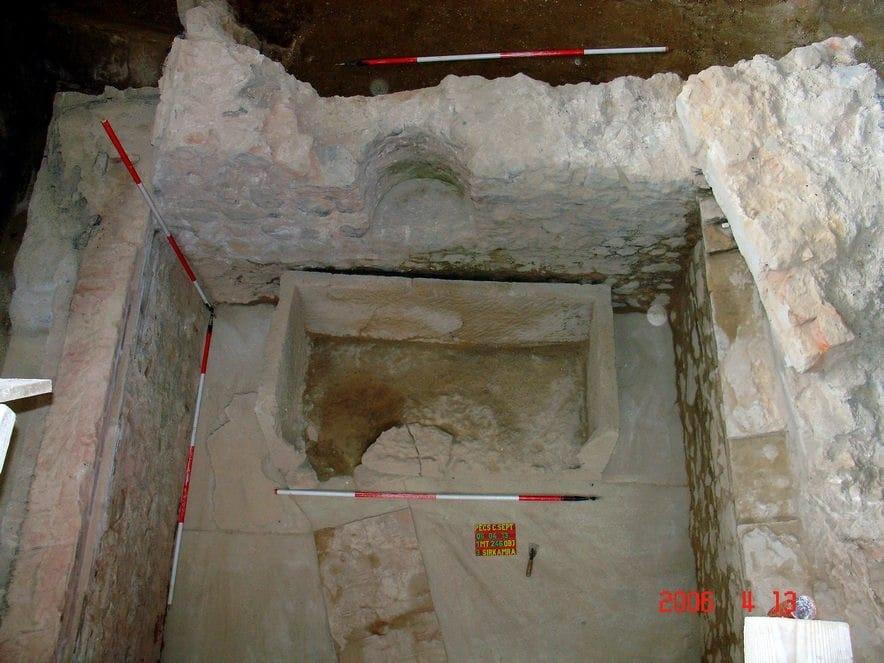 A III. számú sírkamra