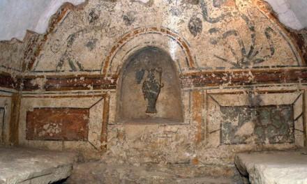 A Korsós sírkamra