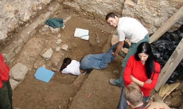A XIX. és XX. számú sírkamrák